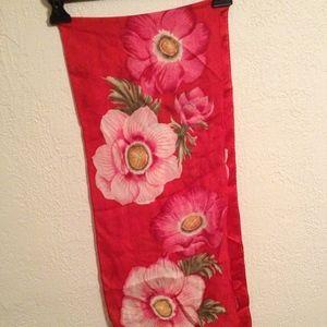 Flower Scarf Bundle